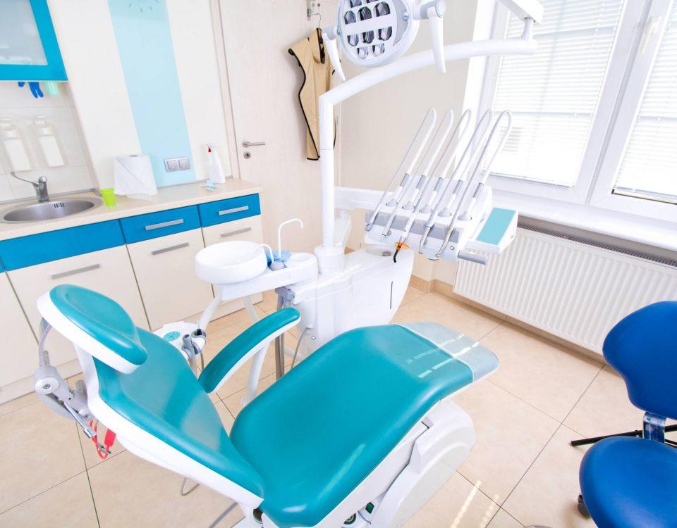 Zadbany, czysty i sterylny gabinet stomatologiczny to najlepsze miejsce pracy dentysty